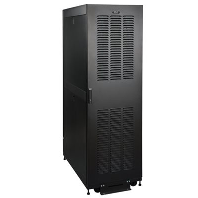 NEMA 12-Rated 42U Rack Enclosure for Harsh Environments