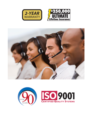 Dependable Service from an Industry Leader