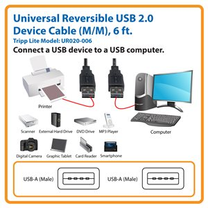 Reversible USB Design for Fast, Fumble-Free Connections Every Time