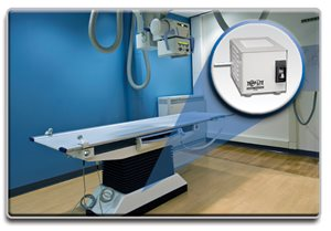 Completely Isolate and Protect Valuable Equipment in Patient Care Areas