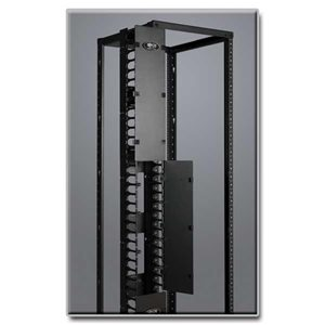 Controls and Organizes Cables in Rack Environments for Improved Performance and Efficiency