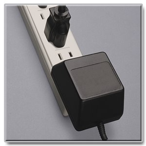 Economical 6-Outlet Power Distribution for Home and Office Applications