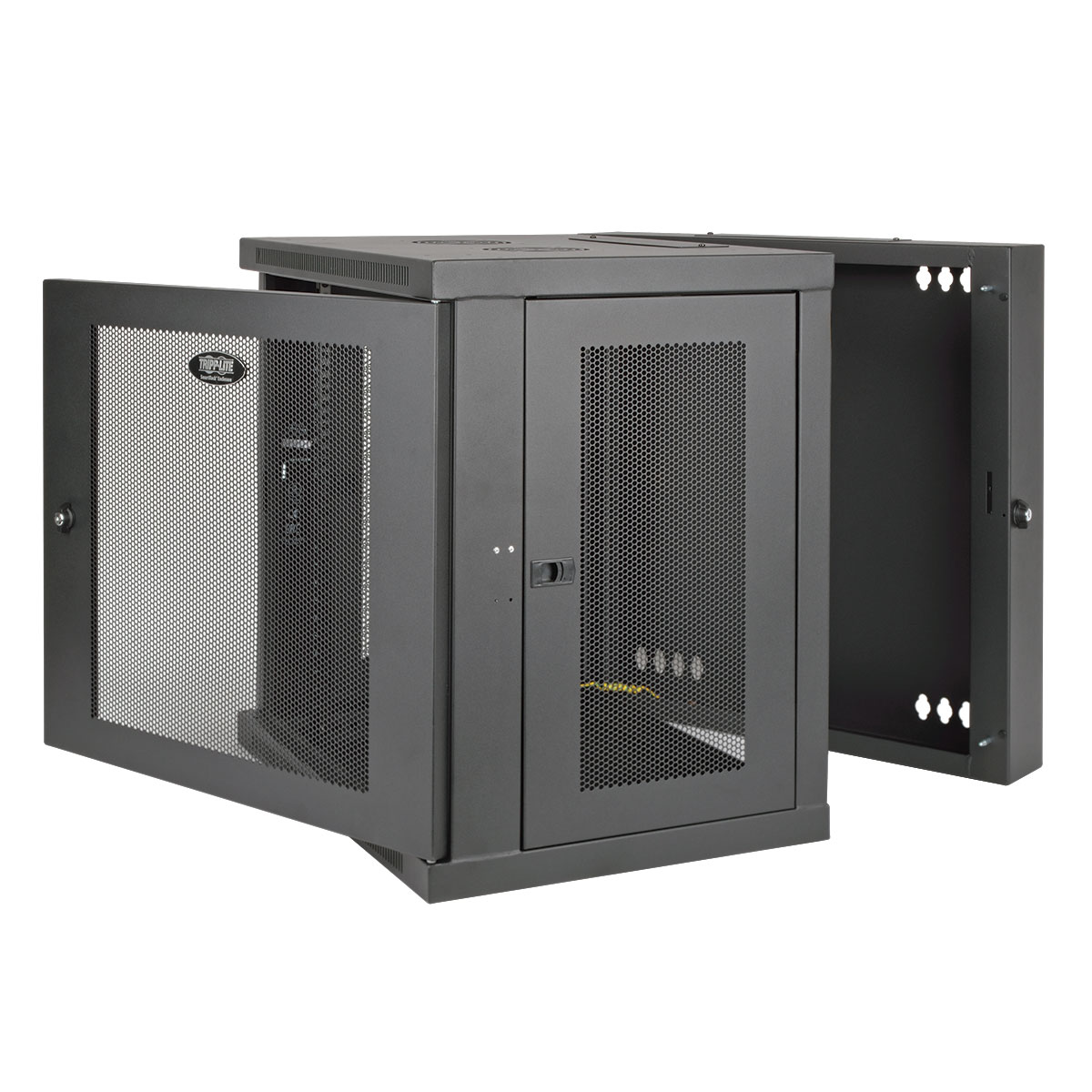 Unique Wall Mount Rack Enclosure Cabinet