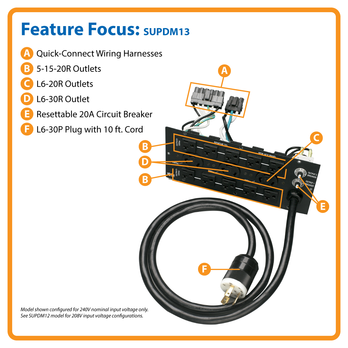 Convert Hardwire UPS Systems for Use with an AC Outlet