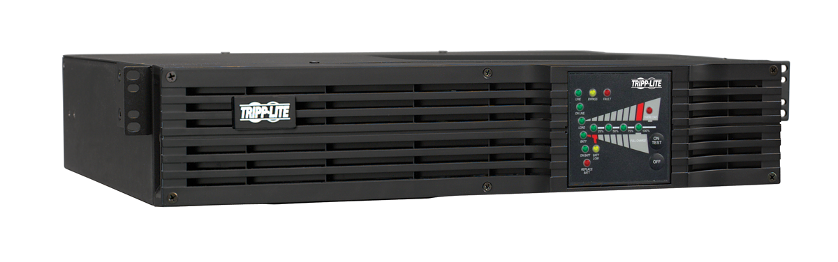 slide 2 of 5,show larger image, su2200rtxl2ua smartonline® double-conversion rack/tower pure sine wave ups with expandable runtime and network slot