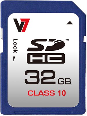 SDHC Class 10 Memory Card
