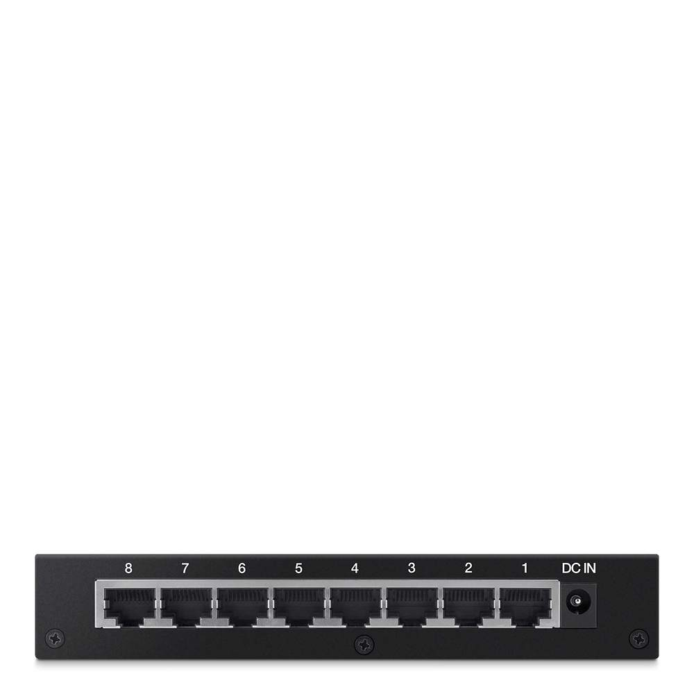 Linksys 8 Port Metallic Gigabit Switch Se3008 8p Switches Small Business Cisco Support Community Media