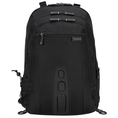 """Targus 15.6"""" Spruce EcoSmart Checkpoint-Friendly Backpack (TBB013US)"""