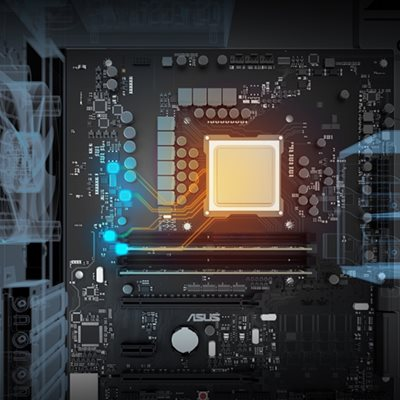 Industry-leading motherboard