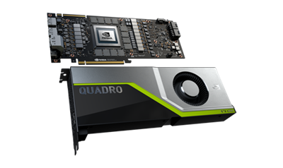 INTRODUCING NVIDIA TURING QUADRO IN DESKTOP WORKSTATIONS