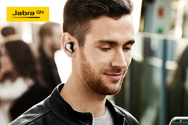 Jabra Elite 65t True Wireless Earphones With Mic In Ear Bluetooth Dell Usa