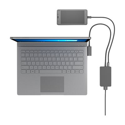 The best charging experience for your Surface