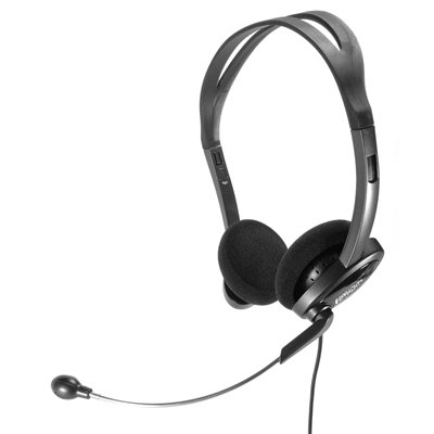 ZŪM 3500 Stereo 3.5mm and USB Headset - Binaural