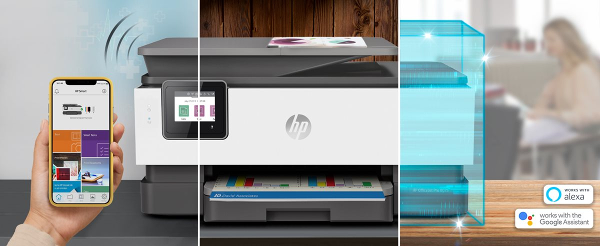HP OfficeJet Pro 8025 All-in-One Wireless Color Printer (1KR57A) Item #  9993128