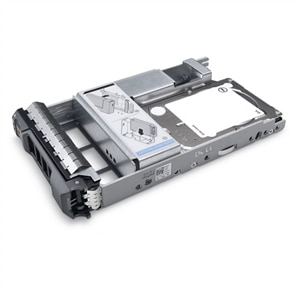 Dell 900GB 15K RPM SAS 512n 2.5in Hot-plug Drive 3.5in Hybrid Carrier
