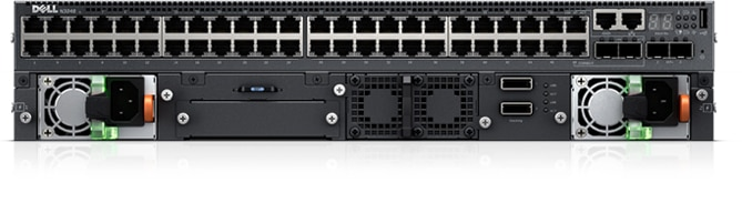 Dell EMC Networking N3048EP-ON - switch - 48 ports - managed -  rack-mountable