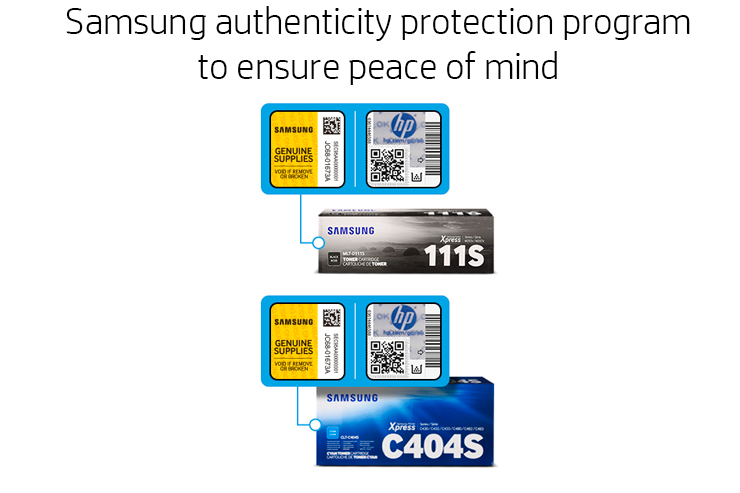 Genuine Samsung Toner Cartridges