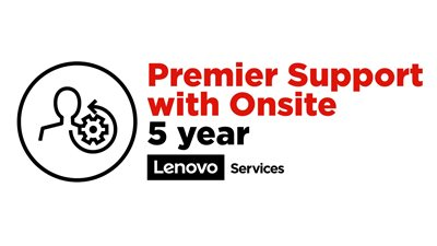 5 Year Premier Support with Onsite
