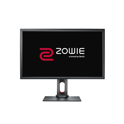 BenQ ZOWIE XL2731 27 inch 144Hz Gaming Monitor 1080p 1ms Black eQualizer & Color Vibrance for Competitive Edge Height Adjustable Stand