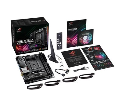 Asus ROG Strix X470-I Gaming Mainboard