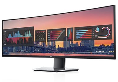 Dell UltraSharp 49 Curved Monitor: U4919DW