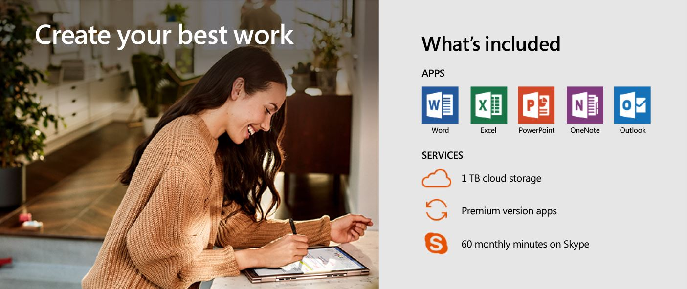 Microsoft Office 365 Personal 12 Month Subscription 1 Person Pc Premier Winch Wiring Diagram Product Image