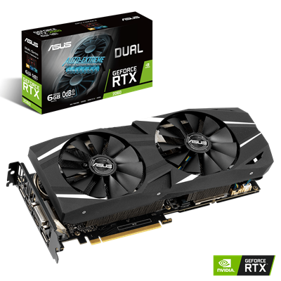 ASUS Dual-RTX2060-6G