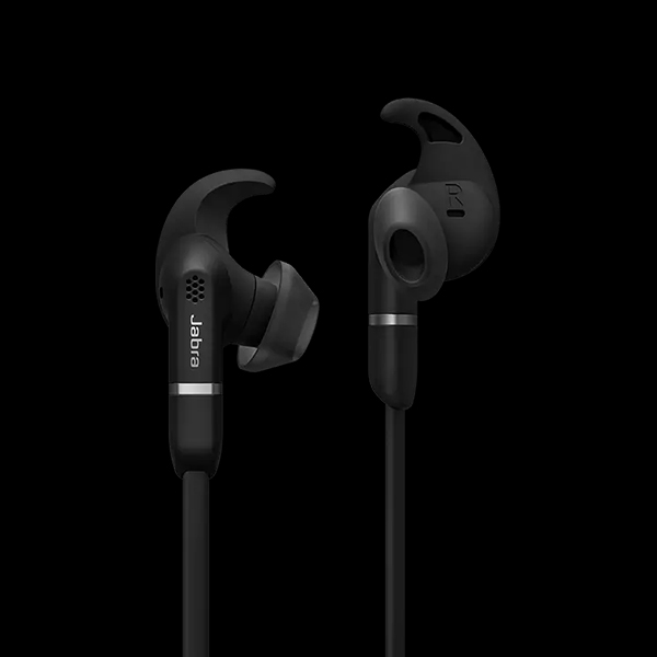 Jabra Evolve 65e Uc Earphones With Mic In Ear Behind The Neck Mount Bluetooth Wireless Usb Noise Isolating Dell Usa