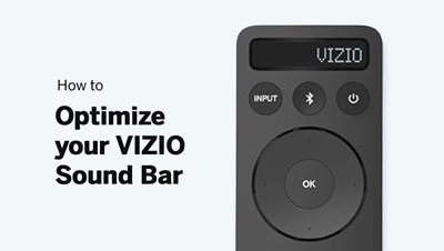 How to Use Your Sound Bar Remote / Adjust EQ Settings
