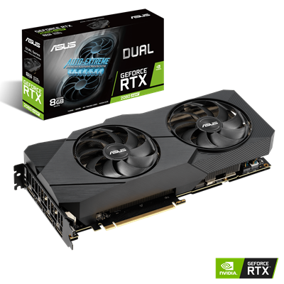 ASUS DUAL-RTX2080S-8G-EVO
