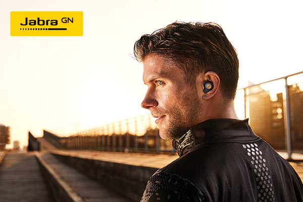 Jabra Elite Active 65t True Wireless Earphones With Mic In Ear Bluetooth Dell Usa