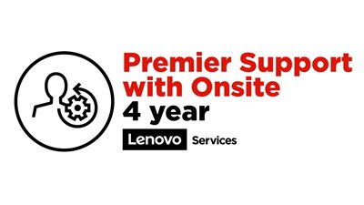 4 Year Premier Support with Onsite