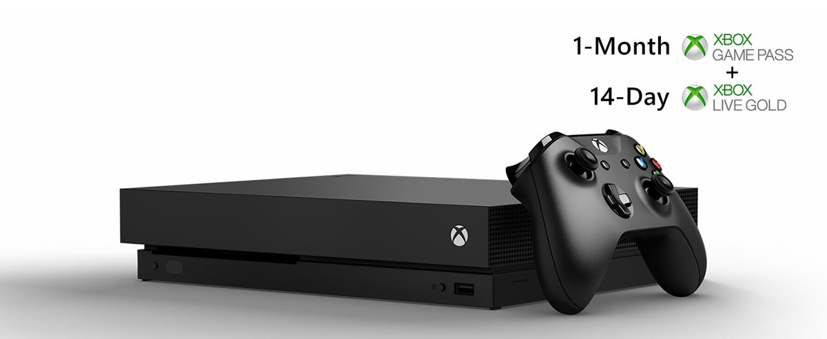 Xbox One X 1tb Console | Electronics | Shop The Exchange