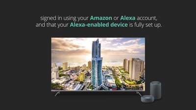 2019 How to pair Alexa-enabled devices to VIZIO TV