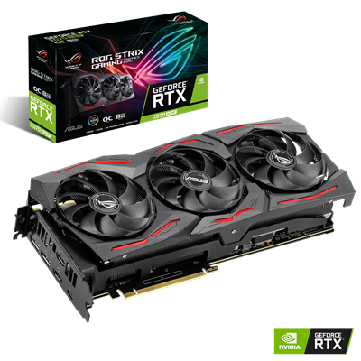 ASUS ROG-STRIX-RTX2070S-O8G-GAMING-SUPER