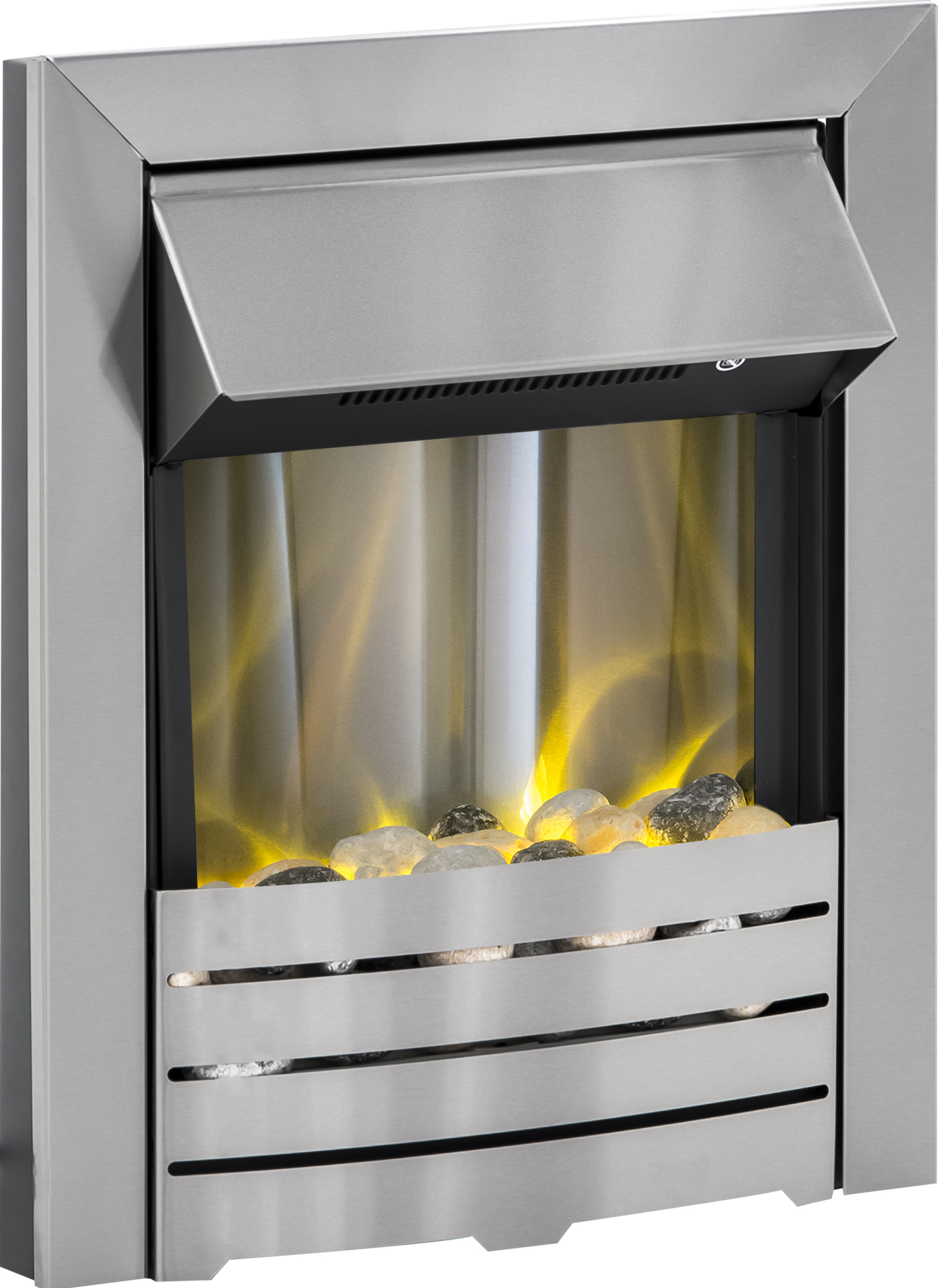 Buy Adam Helios 2kw Electric Inset Fire Brushed Steel Fires Argos Argo Wood Boiler Wiring Diagram