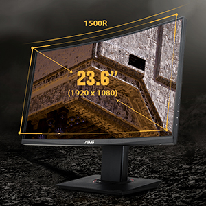 59,94cm (23,6 Zoll) im immersiven Curved-Format