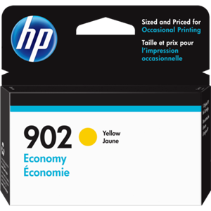 HP 902 Yellow Original Ink Cartridge for OfficeJet Pro 6860 Printer Series,  315 Pages