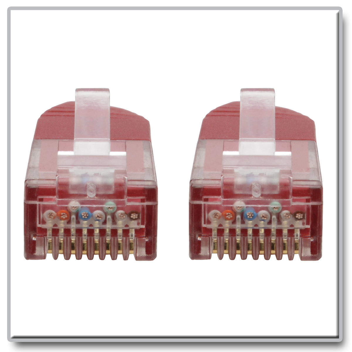 Rj45 To Rj45 Cable Cat6 550mhz Standards For Switch Router Modem Patch