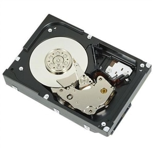 Dell 7.2KRPM Serial ATA 6 Gbps 512n 3.5in Cabled Hard Drive - 1 TB, CK