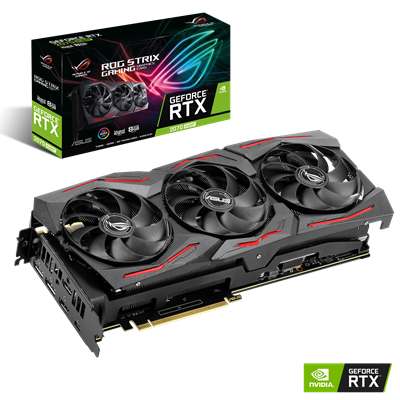 ASUS ROG-STRIX-RTX2070S-A8G-GAMING-SUPER