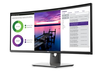 Dell UltraSharp 34 Curved USB-C Monitor: U3419W