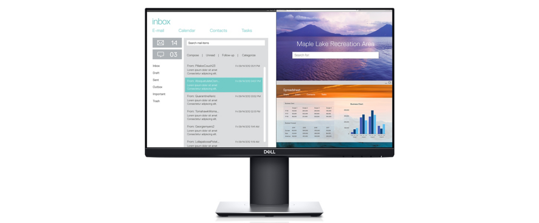Product | Dell P2219H - LED monitor - Full HD (1080p) - 22