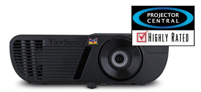 ViewSonic PRO7827HD 1080p RGBRGB Rec.709 Lens Shift Home Theater Projector