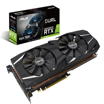 ASUS Dual-RTX2080TI-A11G