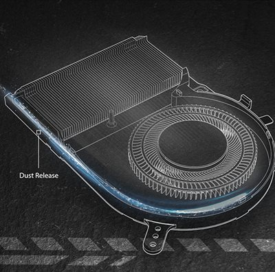 SELF-CLEANING COOLING 2.0
