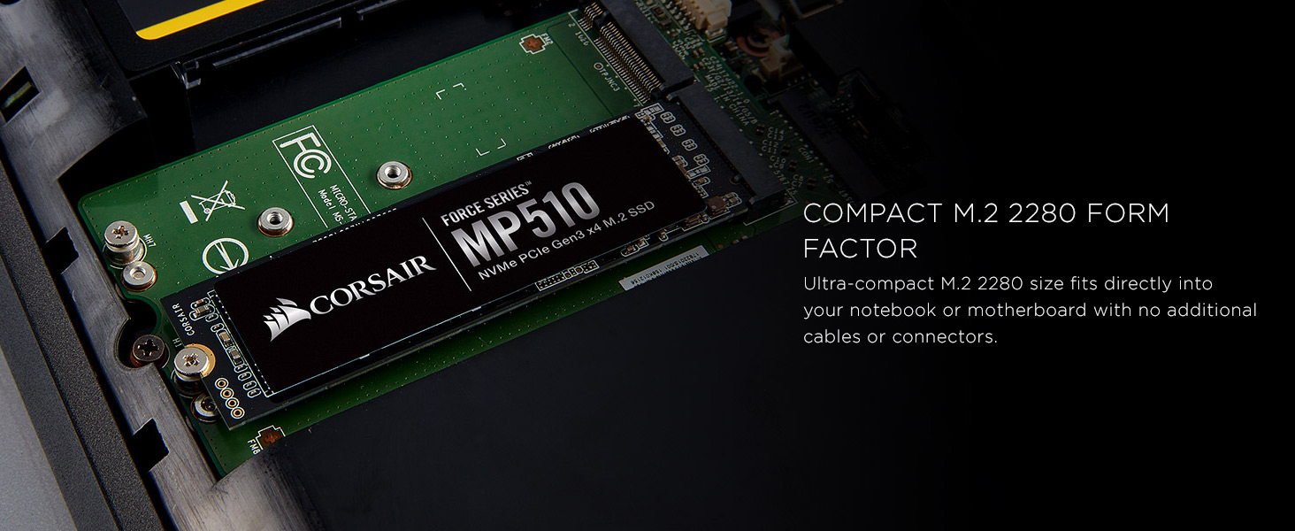 Corsair Force Mp510 M2 2280 240gb Pci Express 30 X4 Nvme 13 3d Ssd Wd Green 120gb Sata 6gb S Portugal Product Image