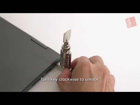 TZ06T Keyed & Resettable Combination Wedge Lock by Noble Locks