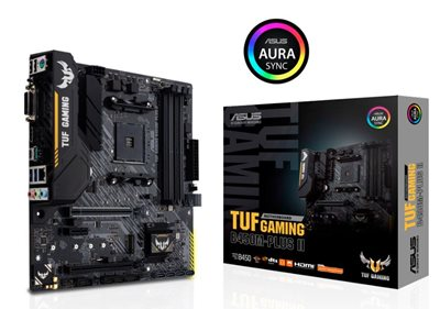 ASUS TUF Gaming B450M-Plus II