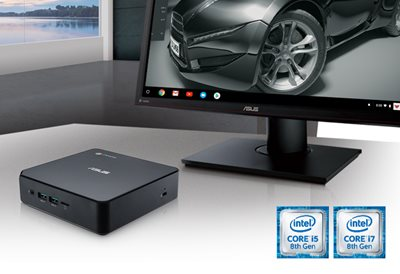 Intel®-Core-Prozessor der 8. Generation
